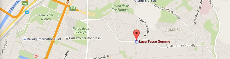 Luca Tesse Gomme Gommista assistenza e officina meccanica via del Tintoretto 380 Roma Eur